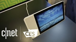 Lenovo Smart Display: A Google Home with a touchscreen