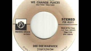 Dee Dee Warwick Funny How We Change Places