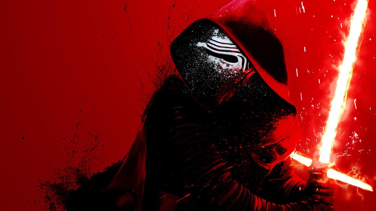 Kylo Ren Star Wars Live Wallpaper Youtube