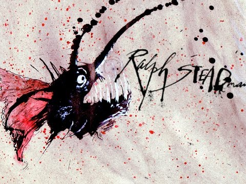 How to paint like Ralph Steadman