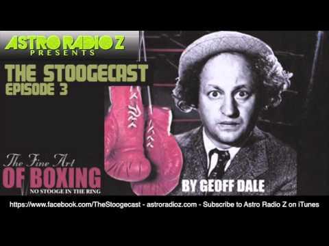The Stoogecast - Episode 3 - Geoff Dale