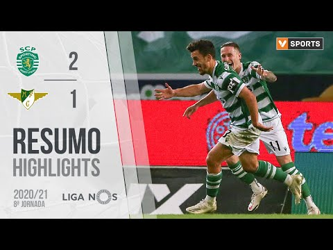 Sporting Lisbon Moreirense Goals And Highlights