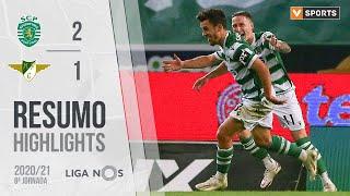 Highlights   Resumo: Sporting 2-1 Moreirense (Liga 20/21 #8)