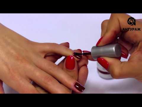 Видео Красивый маникюр на выпускной