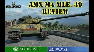 World of Tanks - HMH: AMX M4 mle. 49 Review