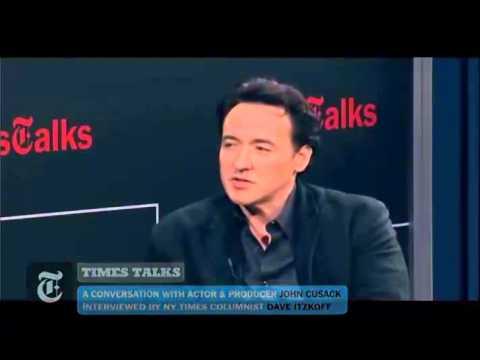 John Cusack - Times Talks Interview (Русский перевод)