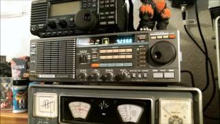 My Top 5 Shortwave Radio/Communications Receivers