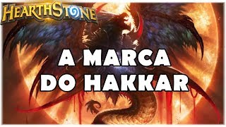 HEARTHSTONE - EVENTO SURPRESA MARCA DO HAKKAR!