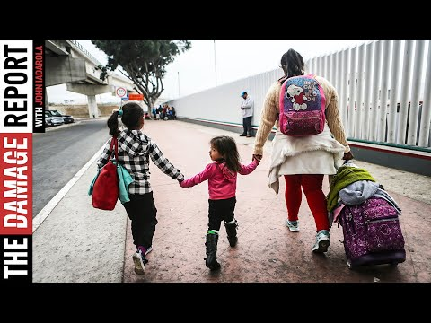 ICE Human Rights Scandal TRIPLES In Size