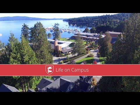 Life on Campus - Brentwood College School
