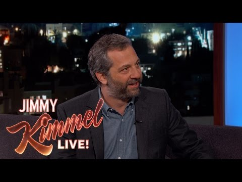 Judd Apatow's Daughter Doesn't Think He's Funny