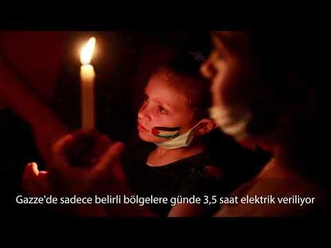 Gazze'de Yaralara İlaç , Karanlığa Işık ol!