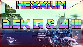 THE BIGGEST Q & A OF MY LIFE!!! WITH @Rainbow_xKittyx!