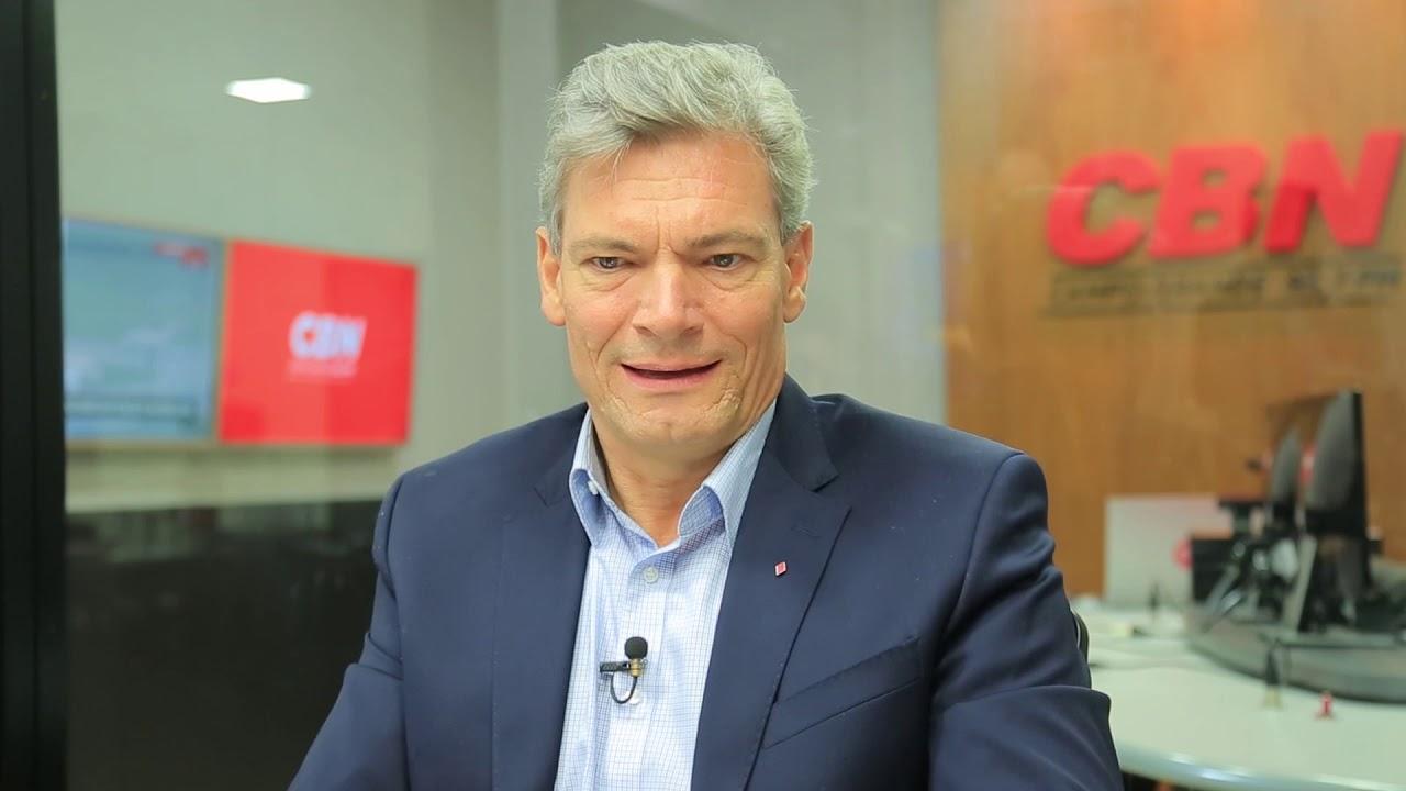 CBN  Motors com Paulo Cruz:  Johannes Roscheck, presidente da Audi Brasil