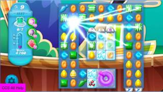 Candy Crush Soda Saga Level 1227 NO BOOSTERS Cookie