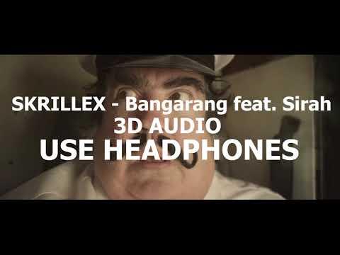 [3D AUDIO] Skrillex - Bangarang (Ft. Sirah) (USE HEADPHONES)