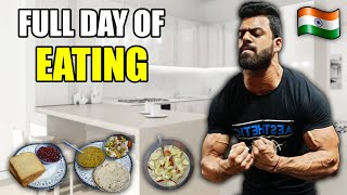 Full Day Of Eating | Indian Bodybuilding Diet