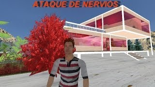 Genesis decoraciones- PUEBLO SECRETO CHAT 3D