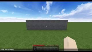 Minecraft - Verimlilik 1000 Kazma Yapımı