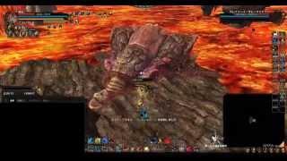 Dragon's Prophet(ドラゴンズプロフェット)ソルシーナ火山プリーストソロ