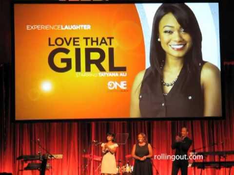 Tatyana Alis new TV Show - Love that girl TVONE - YouTube