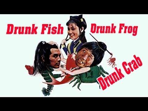 Wu Tang Collection - Drunk Fish Drunk Frog And Drunk Crab