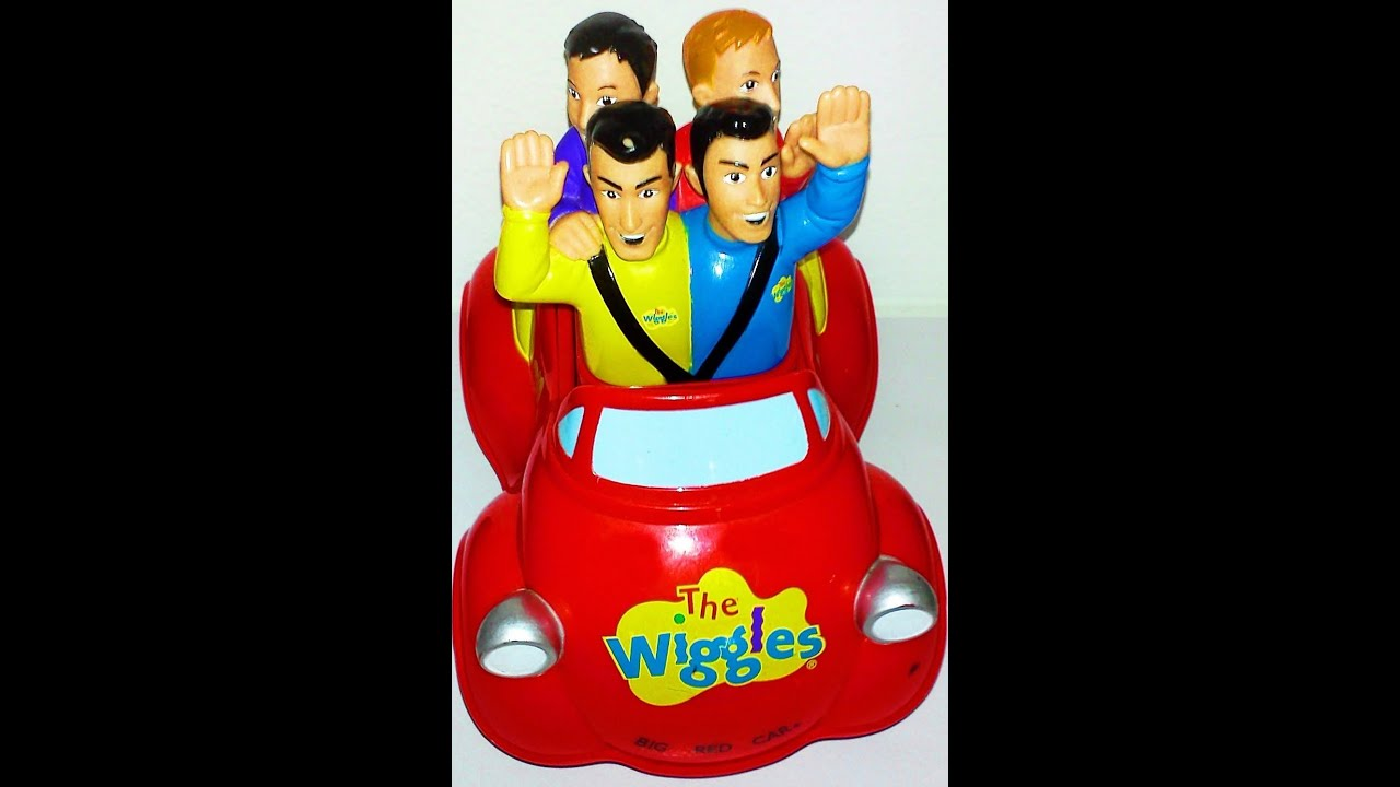 Wiggles Big Red Car Show