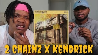 Kendrick Lamar x 2 Chainz - Momma I Hit A Lick - Reaction