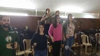Resucito Aleluya ❤️🙏❤️ Deliverance Breij / 2019