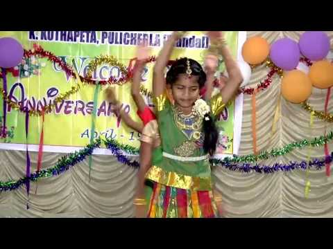 Indradanassulo song and S.M.A Dance Academy