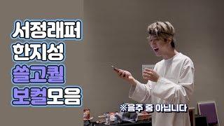 [스트레이 키즈] 서정래퍼 한지성 쓸고퀄 보컬모음 (Feat. 임창정 님)