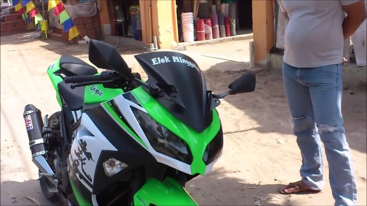 Kawasaki Ninja 250 Se 30 Th Anniversary Youtube