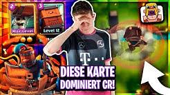 😨DAMIT HAT NIEMAND GERECHNET! DIESE KARTE DOMINIERT CLASH ROYALE! Clash Royale Deutsch