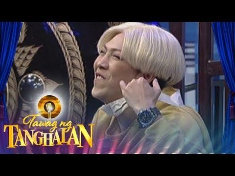 Tawag ng Tanghalan: Vice Ganda and Vhong Navarro act like kids  on stage