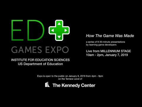 ED Games Expo 2019: A Showcase for Education Learning Games and Technologies