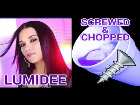 Lumidee  Never Leave You Uh Oh  SLOWED DOWN VERSION  Dj Slowjah