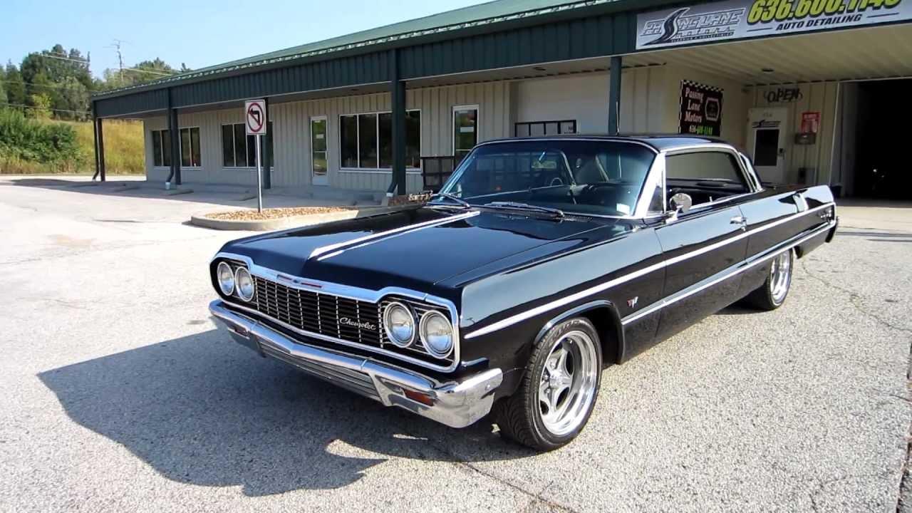 cars classic impala 1964 chevrolet motors sold hardtop 2dr