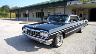 ***SOLD*** 1964 Chevrolet Impala, 2dr Hardtop,For Sale, Passing Lane Motors, Classic Cars