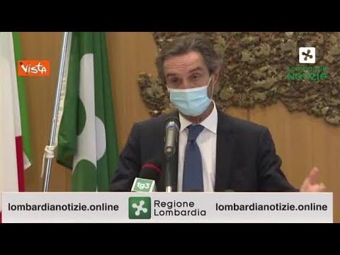 Corriere della Sera: Fontana: «Fare di tutto per evitare lockdown nazionale. In Lombardia 5mila nuovi casi»