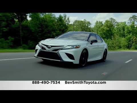 Biggest Savings at Bev Smith Toyota