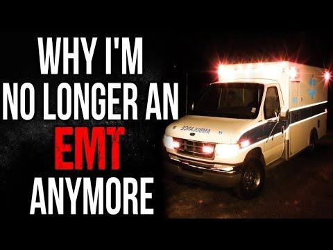 Why Im No Longer an EMT Anymore Creepypasta