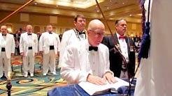 Grand Master of Florida Masons Installed