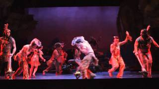 Peter Pan Indian Dance.wmv