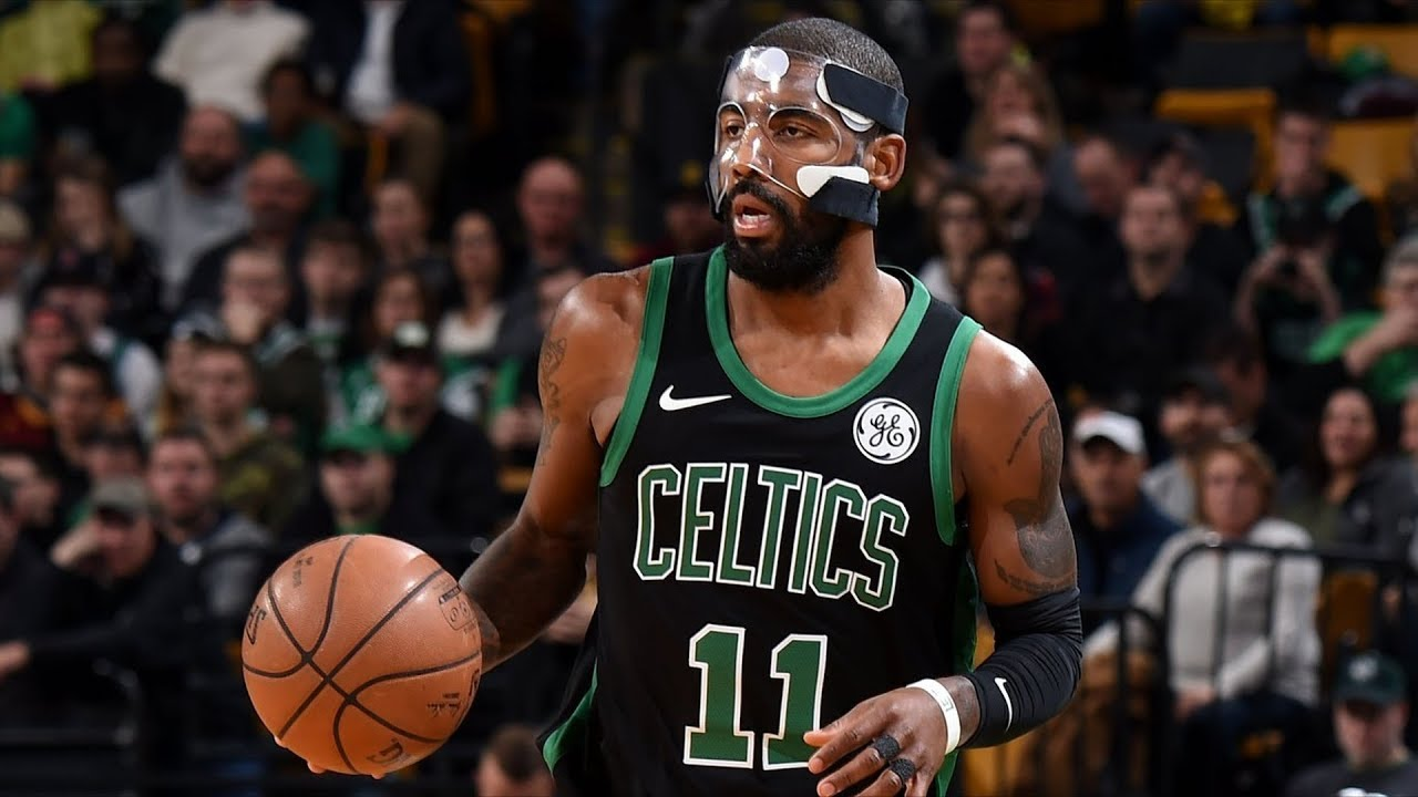 on sale 3c950 bec44 Celtics Back to Winning! Kyrie Irving 30 Points in 24 Mins! 2017-18 Season