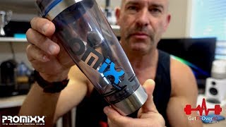 Promixx iX-R Vortex Mixer Review - Update