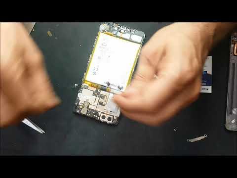 Huawei P9 EVA-L09 sostituzione batteria - Battery Replacement