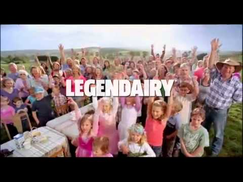 Australian Dairy-  It's Legendairy!