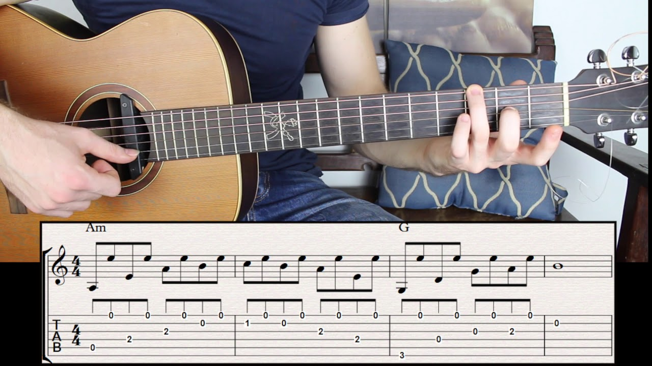 Beautiful Chords That Sound Like Melody Creative Fingerstyle