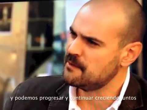 Surrealista: un catalán vapulea a un separatista cordobés.