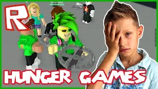 The Hunger Games / I Have Enough of This Game / Roblox